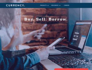 gocurrency.com screenshot