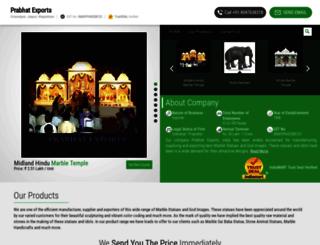 god-statue.com screenshot