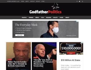 godfatherpolitics.com screenshot