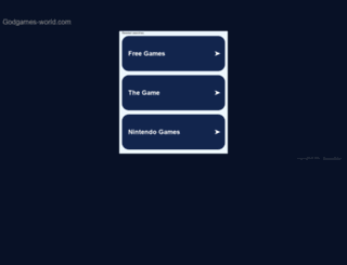 godgames-world.com screenshot