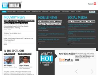 godigital.in.com screenshot