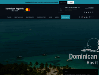 godominicanrepublic.com screenshot