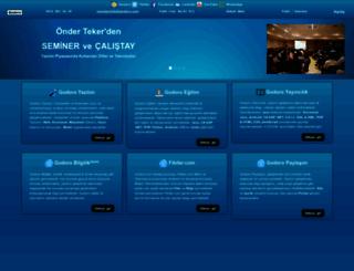 godoro.com screenshot