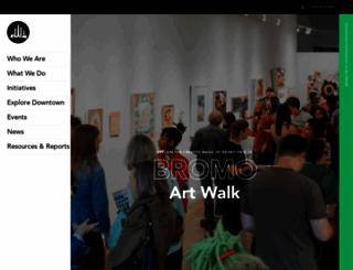 godowntownbaltimore.com screenshot