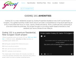 godrej1o1.com screenshot