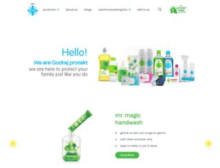 godrejprotekt.com screenshot
