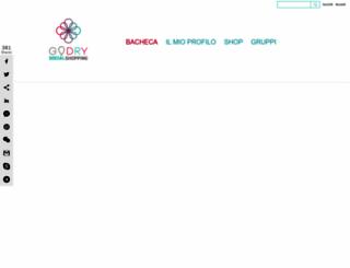 godry.co.uk screenshot