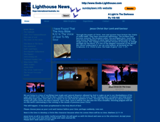 gods-lighthouse.com screenshot