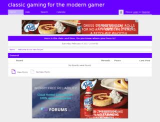 godscausingcalamity.freeforums.net screenshot