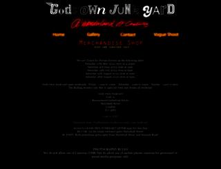 godsownjunkyard.co.uk screenshot