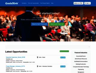 godzilink.com screenshot