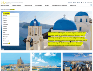 goeasteurope.about.com screenshot