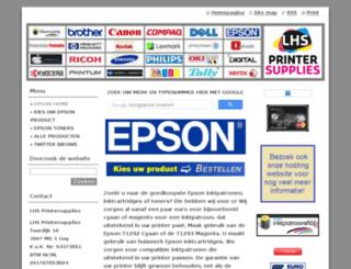 goedkoopste-epson-inktpatronen-inktcatridges-toners.com screenshot