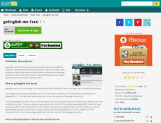 goenglish-me-farsi.soft112.com screenshot