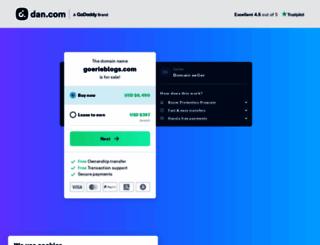 goerieblogs.com screenshot