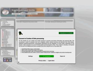 goerlitz.tischtennislive.de screenshot