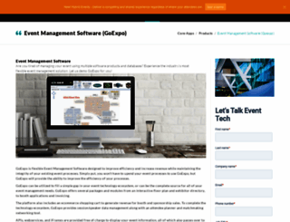 goexposoftware.com screenshot