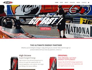 gofastsports.com screenshot
