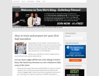 goferboy.com screenshot
