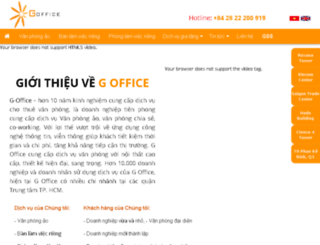 goffice.vn screenshot
