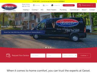 gogeisel.com screenshot
