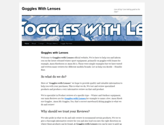 goggleswithlenses.com screenshot