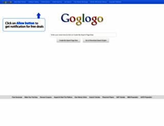 goglogo.com screenshot