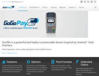 gogopay.co.id screenshot