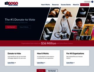 gogophotocontest.com screenshot