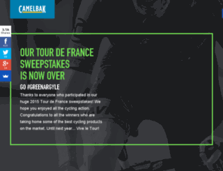 gogreenargyle.com screenshot