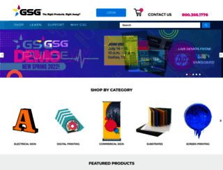 gogsg.com screenshot