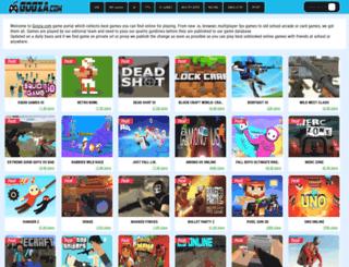 gogza.com screenshot