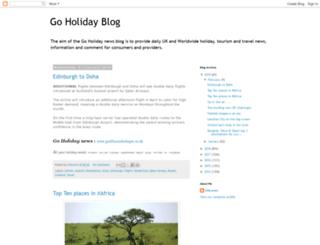 goholidayworldwide.blogspot.co.uk screenshot