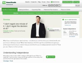 goindependent.com screenshot