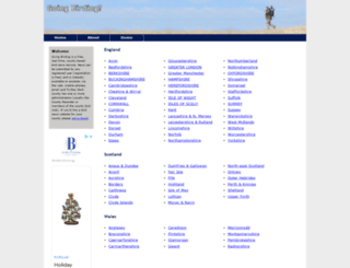 goingbirding.co.uk screenshot