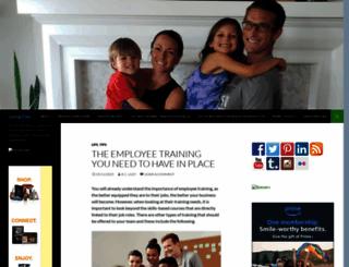 goingdad.wordpress.com screenshot