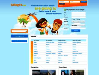 goingto.com screenshot