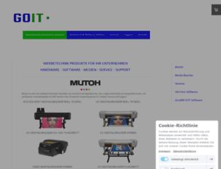 goit.ch screenshot