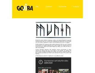 gojira.tv screenshot