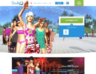gojiyo.com screenshot