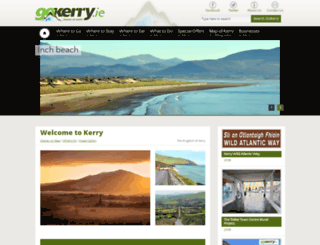 gokerry.ie screenshot