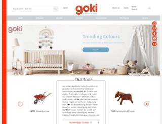 goki-spielzeug.eu screenshot