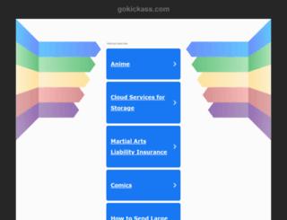 gokickass.com screenshot