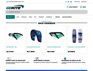 gokite.com.br screenshot
