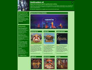 gokkasten.nl screenshot