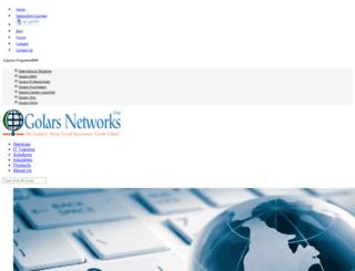 golarsnetworks.com screenshot
