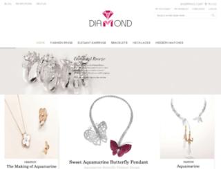 gold-diamond-jewellery.in screenshot