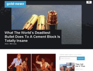 gold-newz.com screenshot