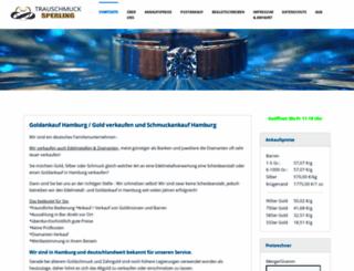 gold-verkaufen-ge.de screenshot