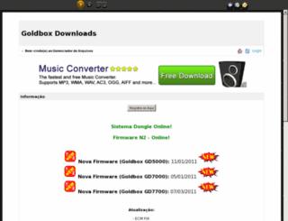 goldboxupload.co.cc screenshot